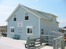 ortley beach lifeguard station